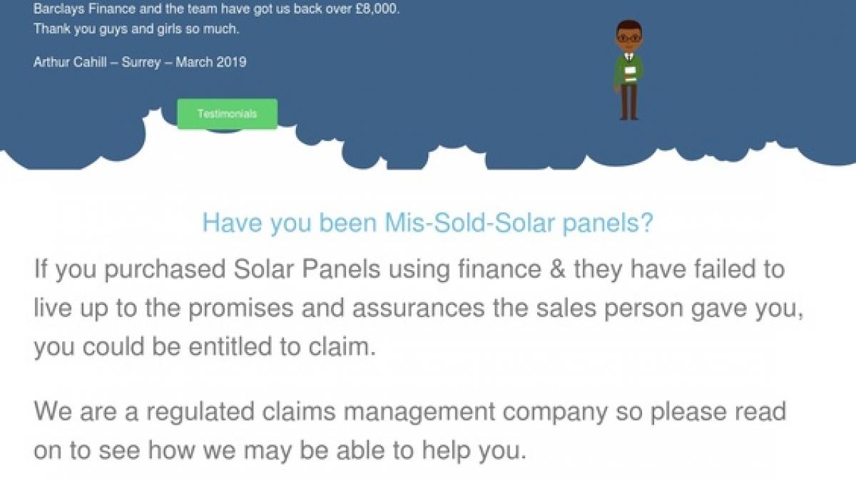 Solar Claim UK